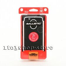Ballistic SG Rugged Tough Jacket Case Cover fo Moto Motorola G4 Play Black/White