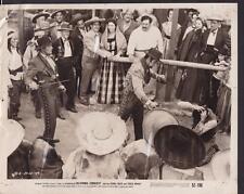 Cornel Wilde California Conquest 1952 original movie photo 21777