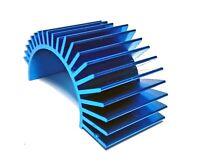 1/10 Rc Car Motor Heatsink For Traxxas Velineon 540 Brushless Motors