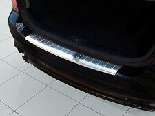 Edelstahl Ladekantenschutz mit Abkantung für BMW Serie 3 E91 Touring 2008-2012