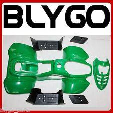 GREEN Plastics Fairing Fender Guards Cover Kit 50cc 70 110cc Quad Dirt Bike ATV