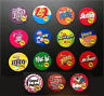 "24 Vinyl Peel Stick  2"" Round Bulk Vendstar 3000 Vending Labels Stickers"