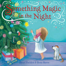 Very Good, Something Magic in the Night, Sheldon, Dyan, Book