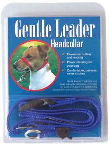 Petsafe Dog Gentle Leader Head Collar - Leash Walking Training Stop Pulling- Lg