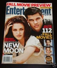 Entertainment Weekly, Kristen Stewart, Taylor Lautner, Mad Men Lost, Barrymore