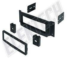 Single DIN Radio Dash Replacement Mounting Kit for 2003-2008 Chrysler Pacifica