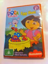 Dora the Explorer: Dora's Egg Hunt Region4 DVD - BRAND NEW