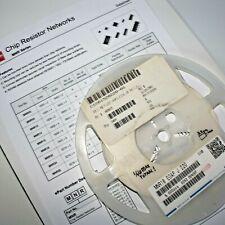 Lot Rohm MNR18E0APJ220 22ohm 1506 resistor Network Array, 16-Pins SMD tape reel