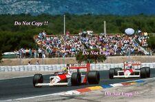 Ayrton Senna McLaren MP4/4 French Grand Prix 1988 Photograph 3