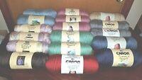 Caron Simply Soft 4 Medium Acrylic Yarn  17 skeins