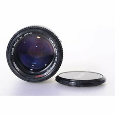 Canon FD 85mm F/2.8 Tele Lens - FD 1,8/85 S.S.C. Teleobjektiv - MF Lens