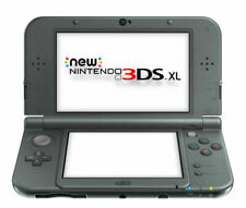 Nintendo New 3DS XL 4GB Black Handheld System
