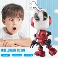 Smart Alloy Robot Talking Control Interactive Voice Changing Model Toys