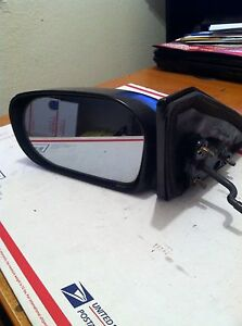 TOYOTA PASEO LH MANUAL DOOR MIRROR 96-98 Drivers side Great Condition free ship