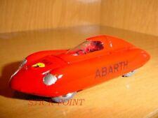 FIAT ABARTH RED 1:43 MINT!!!
