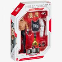 WWE Mattel Hollywood Hulk Hogan Ultimate Edition Series #7 Figure