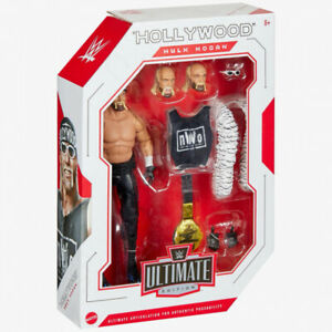 WWE Mattel Hollywood Hulk Hogan Ultimate Edition Series #7 Figure