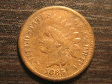 1865 Indian Head Cent                                                     (72nd)