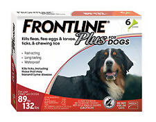 Frontline Plus For Dogs 89 - 132 lb