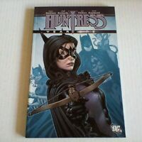 Huntress Year One TPB Vol 1 (DC)2009 - 1st print - Collects 1-6 UNREAD!!! - VF+