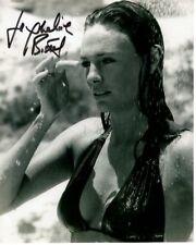 JACQUELINE BISSET Signed Autographed THE DEEP GAIL BERKE Photo