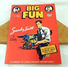 Big Fun #1 Scorchy Smith and Captain Easy Serial- Part One by Noel Sickles 2004