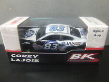 Corey LaJoie 2017 JAS Trucking #83 Camry 1/64 NASCAR Monster Energy Cup