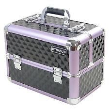 Beauty Case Make Up BS36 XXL Nero Pink Valigia Cofanetto Porta Gioie Smalti