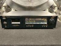 Nakamichi CR-1A 2 Head Cassette Deck