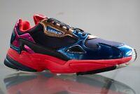 Adidas Originals Women's FALCON Shoes Collegiate Navy / Red CG6632 Size 10