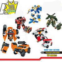 Tobot 2 Generation Transformation Mobilization Deformation Car Robot Figure Toy