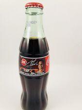 Tony Stewart 2002 Nascar Champion Coca-Cola Coke 8oz Bottle