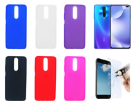 """Case Cover Gel TPU Silicone For Xiaomi Redmi K30 5G 6.67"""" + Optional Protector"""