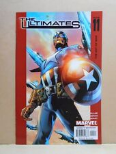 The Ultimates Vol.1, #11 11/03 Marvel 1st Print 8.5 Vf+ Uncertified B. Hitch