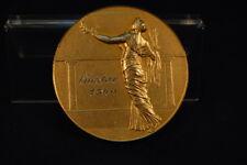 Goslar Medaglia oro Argento placcato oro meritorio Prestazioni