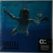 Nirvana - Nevermind LP/Download remastered 180g vinyl NEU/SEALED