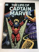 The life of Captain Marvel TPB (1991) (NM), Jim Starlin