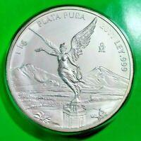 2011 Silver Libertad 1 Kilo !  BU Mexico .999 Plata Pura