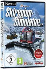 Skiregion Simulator 2012  - NEU/OVP - PC