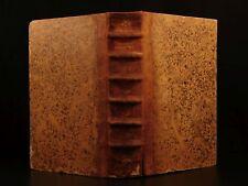 1632 Enorme Folio Martin Bonacina Theology Of Commerce Economia Banking Law