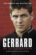 Gerrard STEVEN GERRARD Books-Good Condition