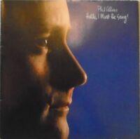 PHIL COLLINS - Hello I Must Be Going ~ GATEFOLD VINYL LP