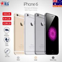 Sealed APPLE iPhone 6 16GB 64GB 128GB 4G LTE Factory Unlocked Smartphone