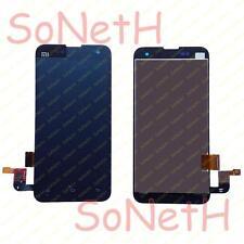 """Touch screen + LCD Display Xiaomi 2 Mi2 Mi2i Mi 2 Mi 2i 4,3"""" Nero"""