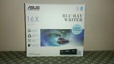 Asus BW-16D1HT UHD Bluray Drive -  UHD 4K friendly firmware v3.01 or 3.1MK BNIB