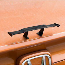 Mini Car Styling Tail Plastic Spoiler Wing Car Rear Riffing Decoration Accessory