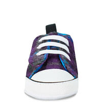 Converse All Star First Star Boy Girl  Infant Baby Crib Trainer Soft Sole Shoes