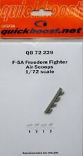 Quickboost 1/72 F-5A Freedom Fighter Air Scoops # 72229