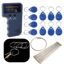 Handheld RFID 125KHz Copier/Writer/Readers/Duplicator With 10PCS ID Tags