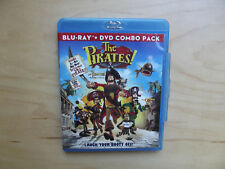 The Pirates Band of Misfits (Blu-ray/DVD, 2012, 2-Disc Set, Canadian French)